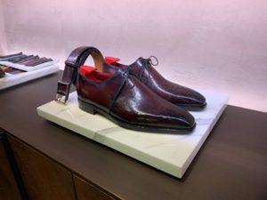 イタリア人は靴をまず見ます!