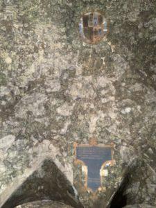アッセの間 天井