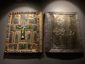 中世のロンバルディア金細工の傑作