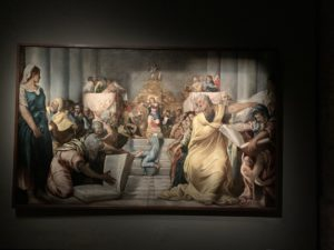 ベネツィア派の巨匠 ティントレット