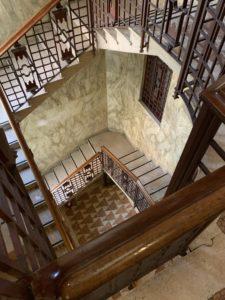 美しい階段